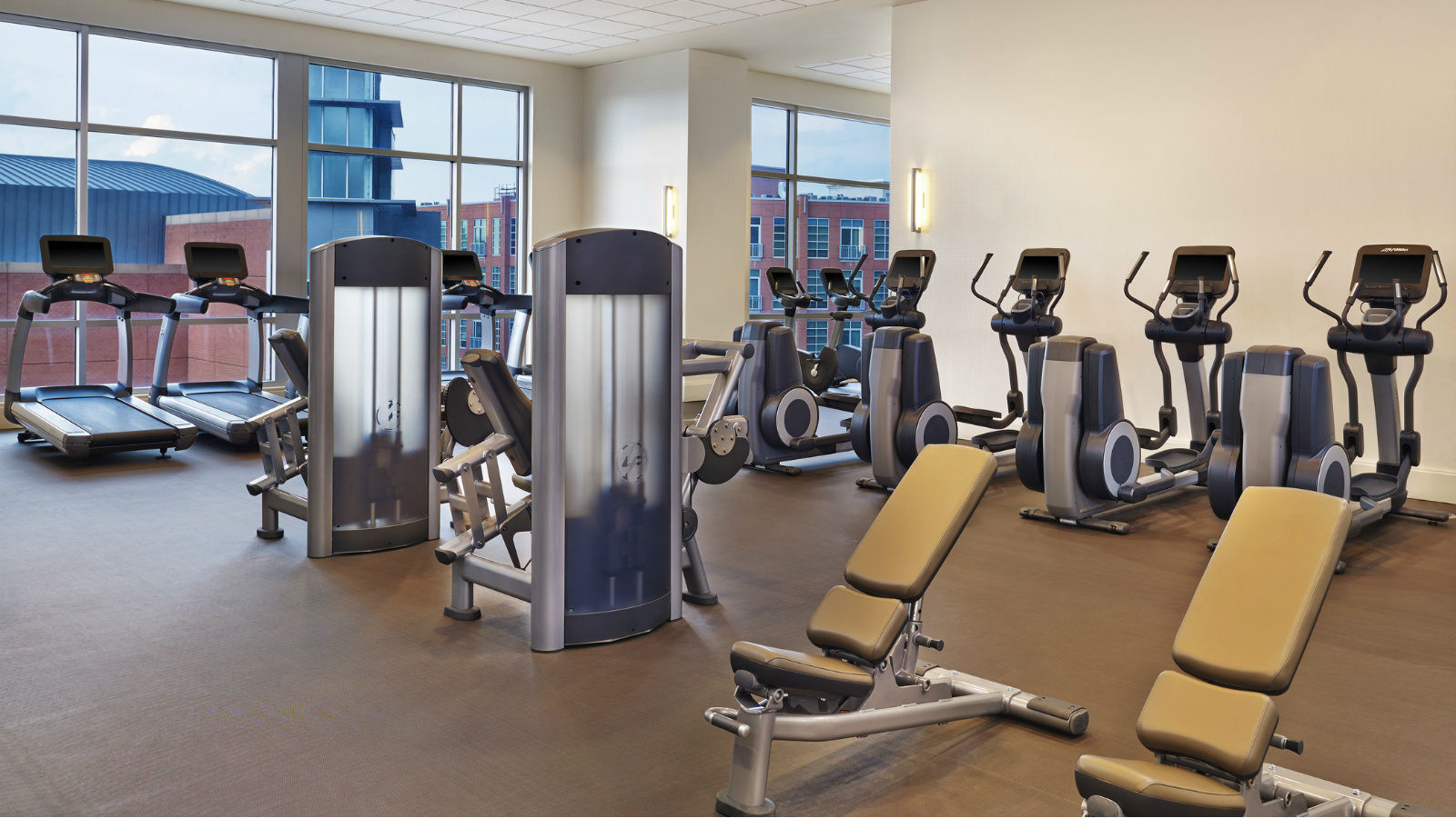 WestinWORKOUT® at The Westin Virginia Beach Town Center