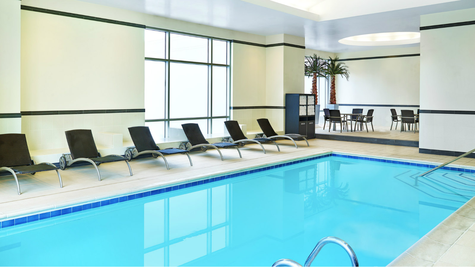 WestinWORKOUT® Fitness Center and Pool at The Westin Virginia Beach Town Center