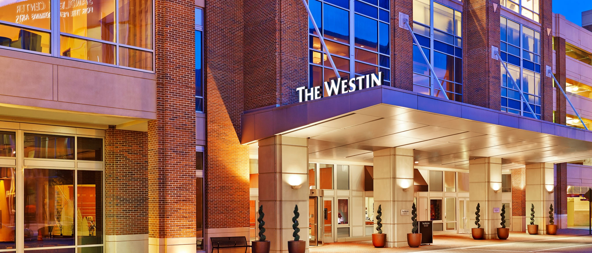 The Westin Virginia Beach Town Center Exterior